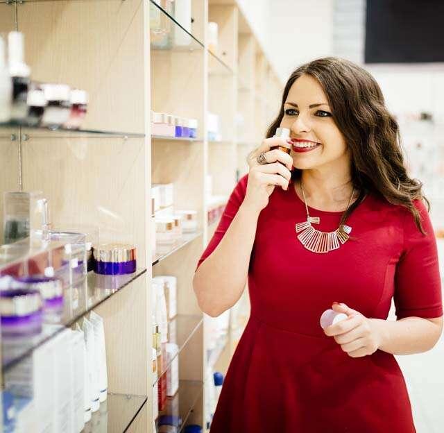 kuidas parfüümi valida